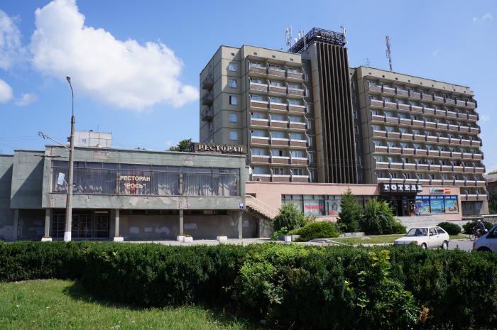 """Олександрійський, 94 (Готель """"РОСЬ"""") Image"""
